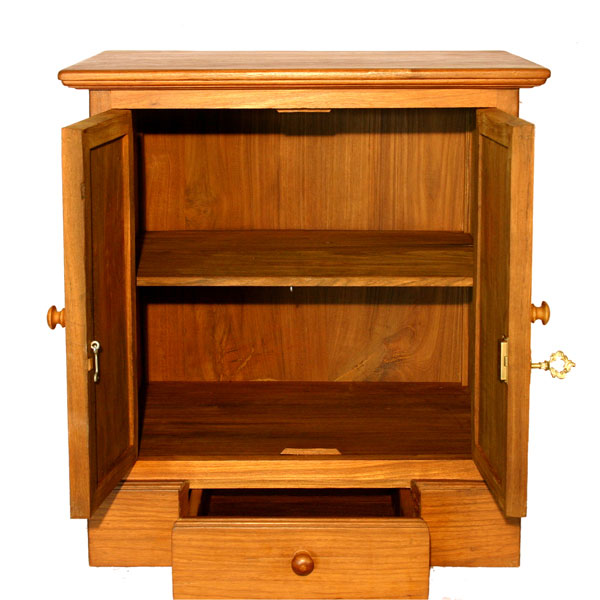 Wooden Locking Storage Cabinet - Wood File Cabinets at Filing Cabinets