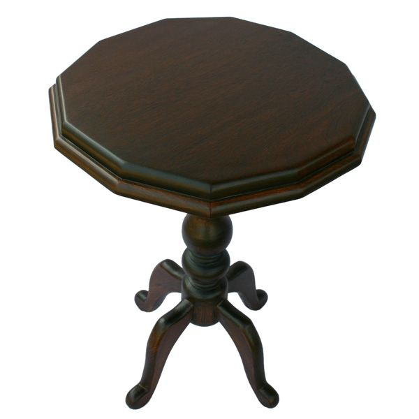 Wood End Tables